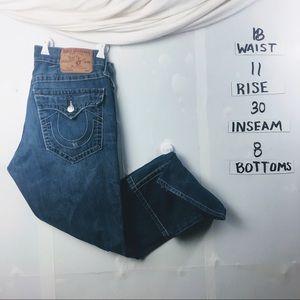 True Religion Denim Style Ricky Jeans 32